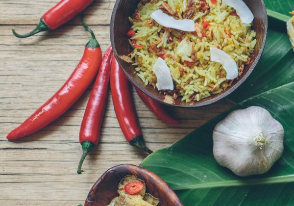 Latasha's Kitchen Thai Red Curry Paste