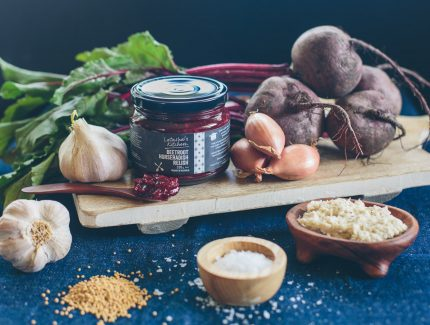 Ideas for Latasha's Beetroot Horseradish Relish
