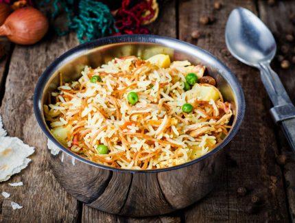 Biriyani Masala Rice