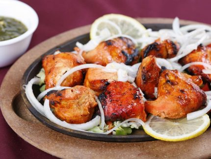 Chicken Tikka – Dry Version