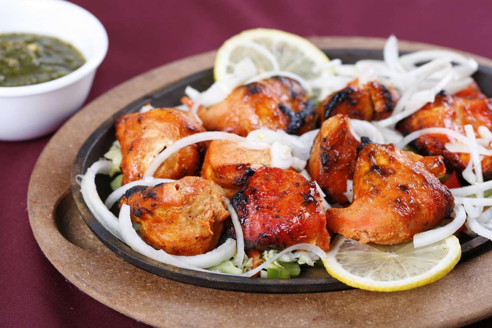 Chicken Tikka Dry Version Latasha S Kitchen
