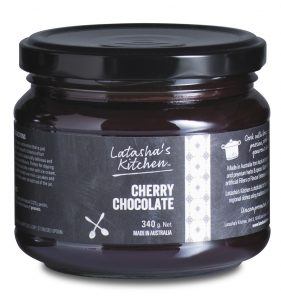 Cherry Chocolate Sauce