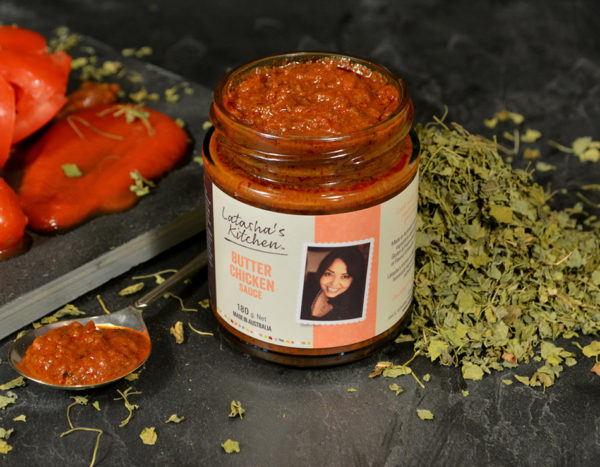 Latasha's Kitchen Butter Chicken Paste