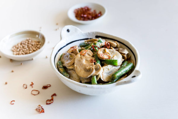 Latasha's Kitchen Coriander Curry Paste