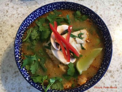 Ideas for Latasha's Singapore Curry Laksa Paste