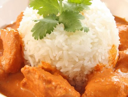 Quick & Easy Butter Chicken