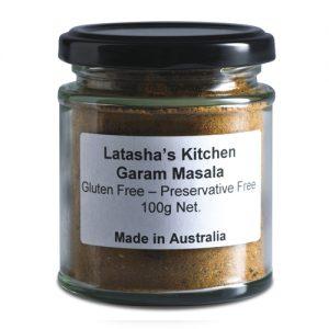 Spicy Hand Blended Garam Masala Latasha's Kitchen Australia