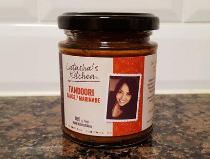 Mr Chilli – Latasha's Kitchen Tandoori Sauce/Marinade