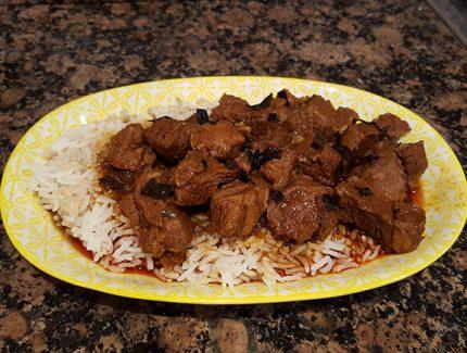 Mr Chilli – Latasha's Kitchen Vindaloo Masala Paste