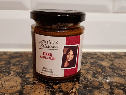 Mr Chilli – Latasha's Kitchen Tikka Masala Paste
