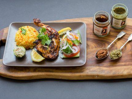 Quick & Easy Tandoori Chicken