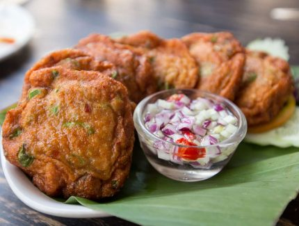 Spicy Thai Red Fish Cakes