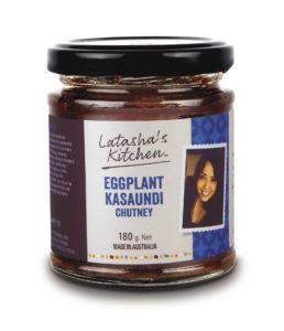 Eggplant Kasaundi Paste
