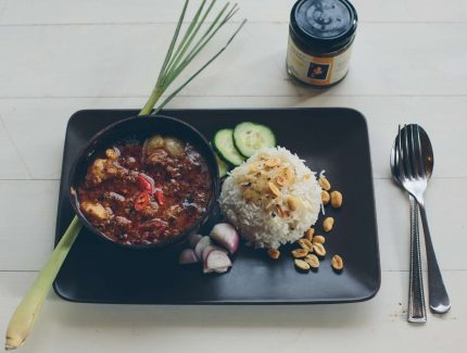 Mr Chilli – Latasha's Kitchen Malaysian Satay Paste
