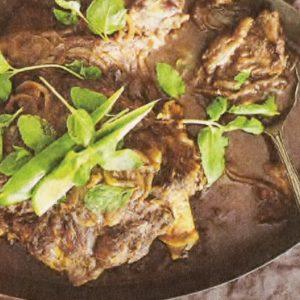Slow Cooked Korma Leg of Lamb by Latasha's Kitchen