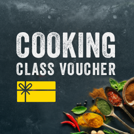 Cooking Class Voucher For Two People