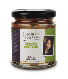 Latasha's Kitchen Kuruma Masala Paste