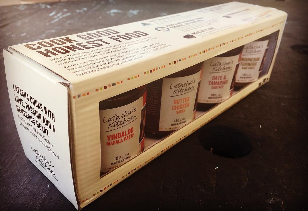 Latashas Kitchen Gift Box