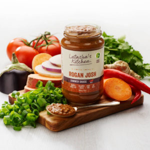 Low FODMAP Simmer Sauces - Rogan Josh by Latasha's Kitchen