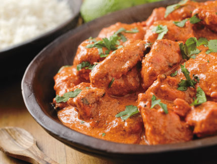 FODMAP FRIENDLY CERTIFIED QUICK & EASY BUTTER CHICKEN
