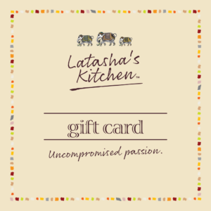 Online Gift Card Custom Amount Latasha's Kitchen