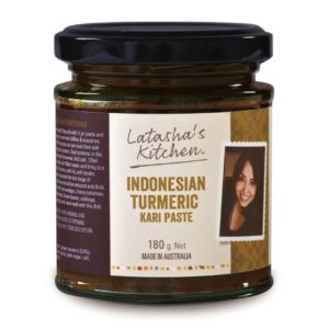 INDONESIAN TURMERIC KARI CONCENTRATE PASTE
