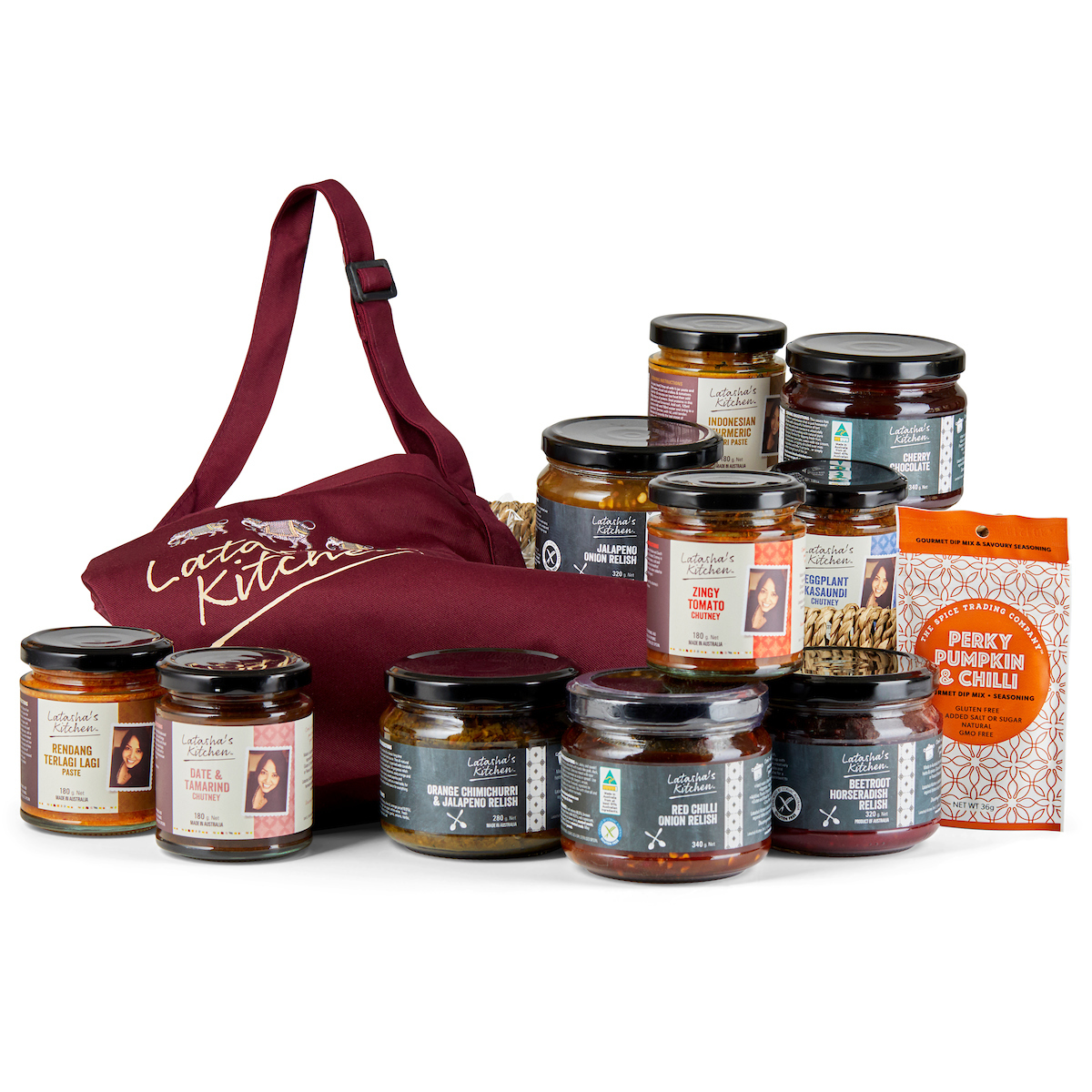 Nut Free & Vegan Hamper from Latasha's Kitchen