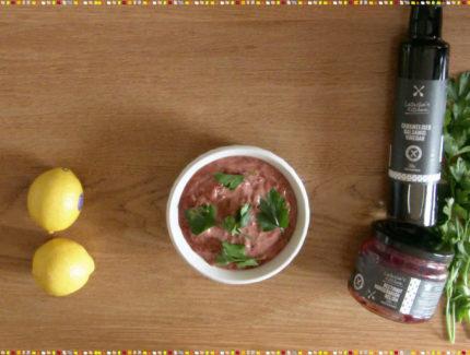 Caramelised Balsamic & Beetroot Relish Dip (Video)