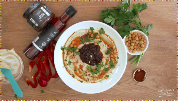 Latasha's Kitchen Onion Jalapeno Relish