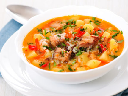 East African Fish Stew