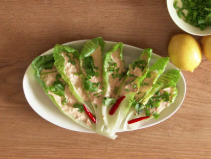 Zingy Tomato and Tuna Dip (Video)