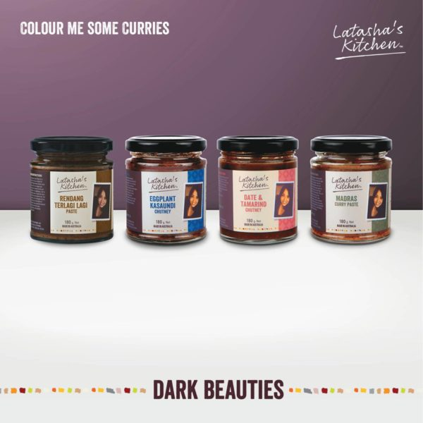 Latasha's Kitchen Dark Beauties Bundle