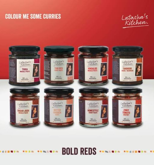 Latasha's Kitchen Bold Reds Bundle