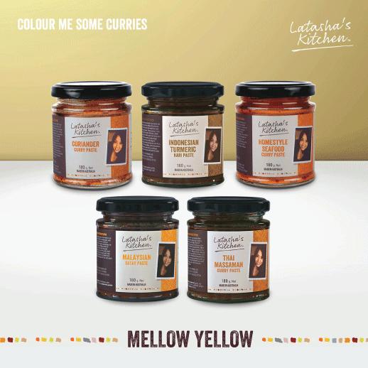Latasha's Kitchen Mellow Yellow Bundle