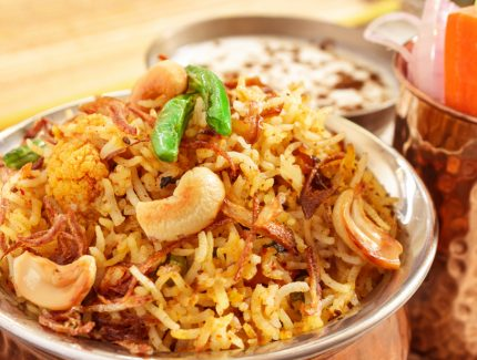 Vegetable Biriyani Rice