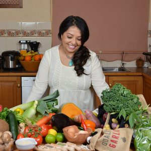 Eat more plant-based foods with Latasha's Kitchen
