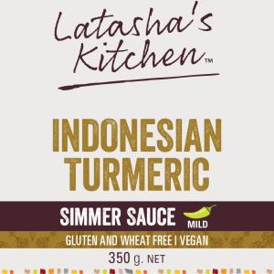 Indonesian Turmeric Simmer Sauce