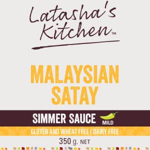 Malaysian Satay Simmer Sauce