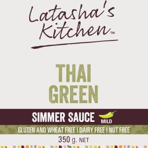 Thai Green Simmer Sauce
