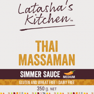 Thai Massaman Simmer Sauce