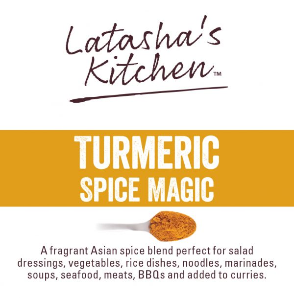 Turmeric Spice Magic