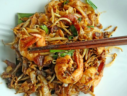 Penang Char (Fried) Kuay Teow