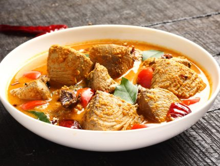 Homestyle Fish Curry
