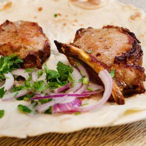 Tandoori Lamb Cutlets