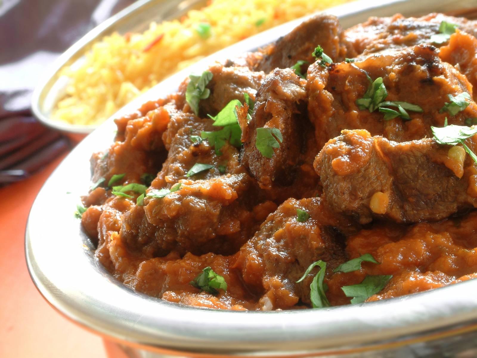 Takali Beef Madras Stew