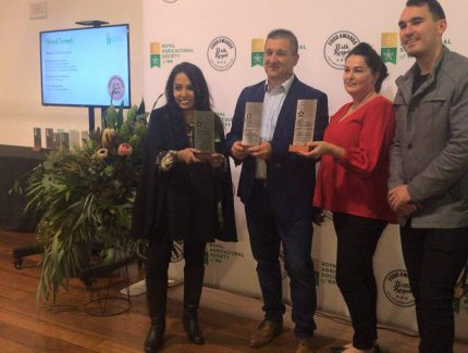 Latasha's Kitchen Wins 5 Gold Medals and Most Successful Exhibitor Award
