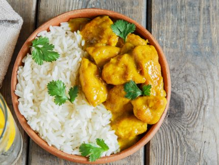 COCONUT PORK KORMA
