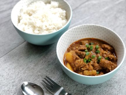 Massaman Lamb and Potato Curry