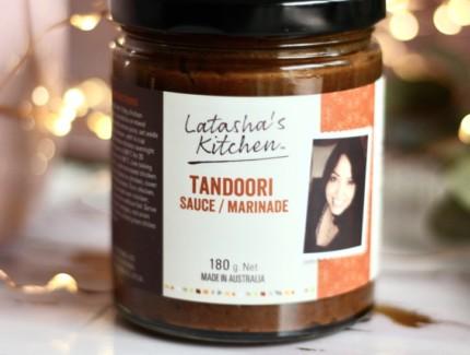 Tandoori Spiced Barramundi & Beetroot Horseradish Relish