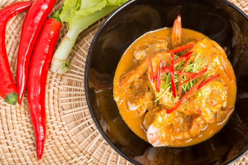 Prawn Lemak Curry